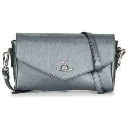 Borsa a tracolla donna Vivienne Westwood  VICTORIA LARGE CROSSBODY