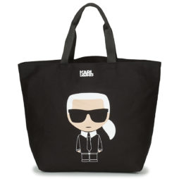 Borsa Shopping donna Karl Lagerfeld  K/IKONIC CANVAS BAG