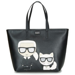 Borsa Shopping donna Karl Lagerfeld  K/IKONIK SHOPPER