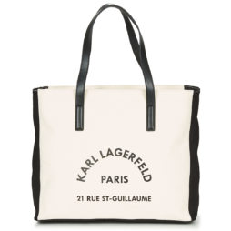 Borsa Shopping donna Karl Lagerfeld  K/RUE LAGERFELD KANVAS BEACJBAG