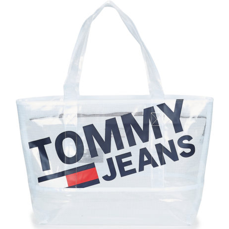 Borsa Shopping donna Tommy Jeans  TJU SUMMER TOTE MESH