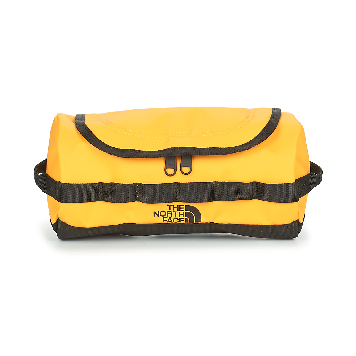 Trousse da toilette donna The North Face  Base Camp Travel Canister - S  Giallo