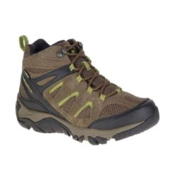 Sneakers Scarpe Trekking donna Merrell Outmost Mid Vent GTX