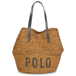 Borsa Shopping donna Polo Ralph Lauren  POLO RAFFIA