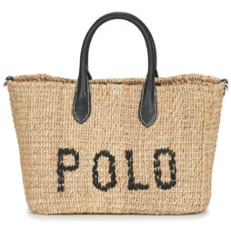 Borsa Shopping donna Polo Ralph Lauren  STRUCTURED BASKET TOTE