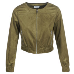 Giacca in pelle donna Only  ONLLEONA
