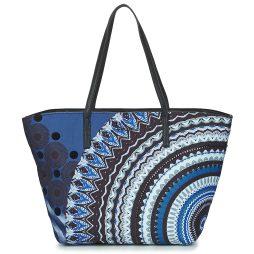 Borsa Shopping donna Desigual  BLUE FRIEND SICILIA