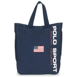 Borsa Shopping donna Polo Ralph Lauren  P SPRT TOTE-TOTE-COTTON