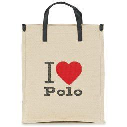 Borsa Shopping donna Polo Ralph Lauren  I HRT POLO CVS/LTHR