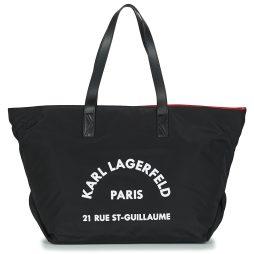 Borsa a spalla donna Karl Lagerfeld  K/KARL ST GUILLAUME BIG TOTE