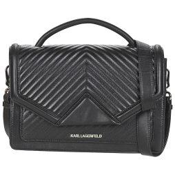 Borsa a spalla donna Karl Lagerfeld  K/KLASSIK QUILTED SHOULDERBAG
