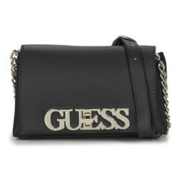 Borsa a tracolla donna Guess  UPTOWN CHIC MINI XBODY FLAP