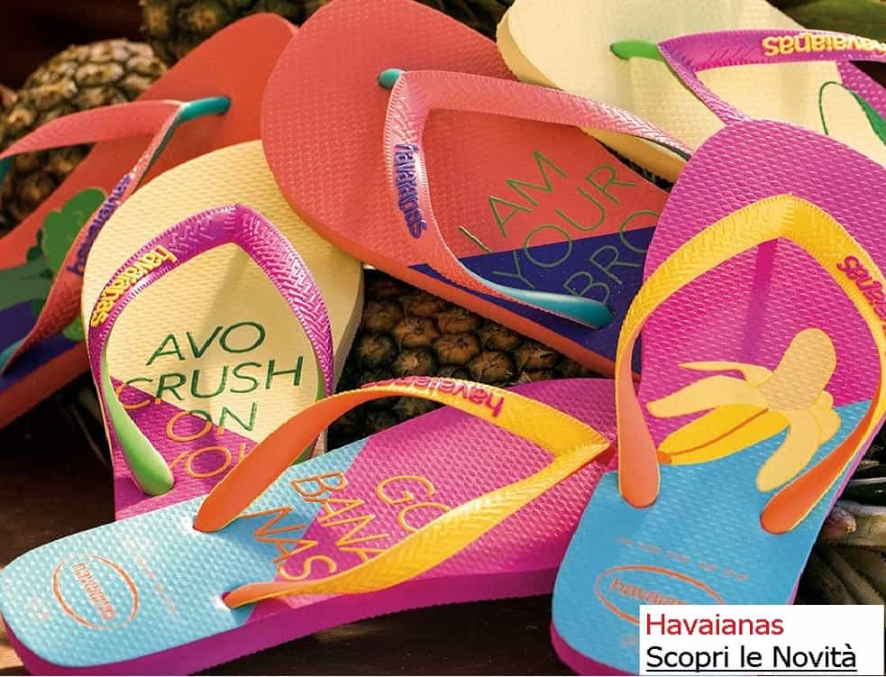 havaianas outlet donna