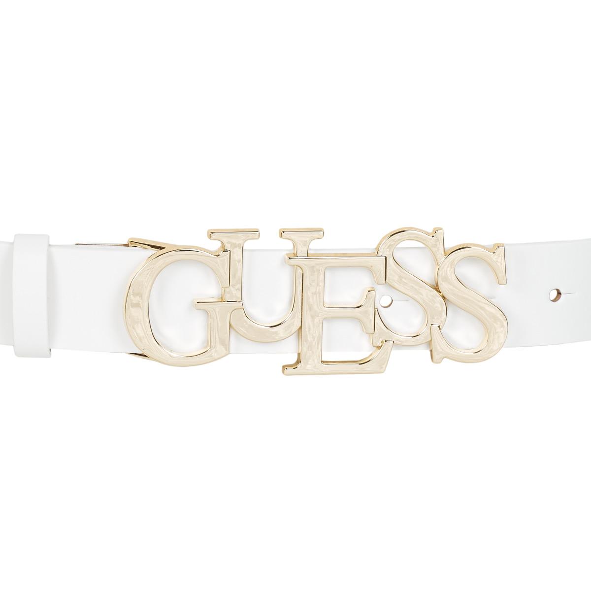 Guess Peggy Logo Belt Cintura Donna