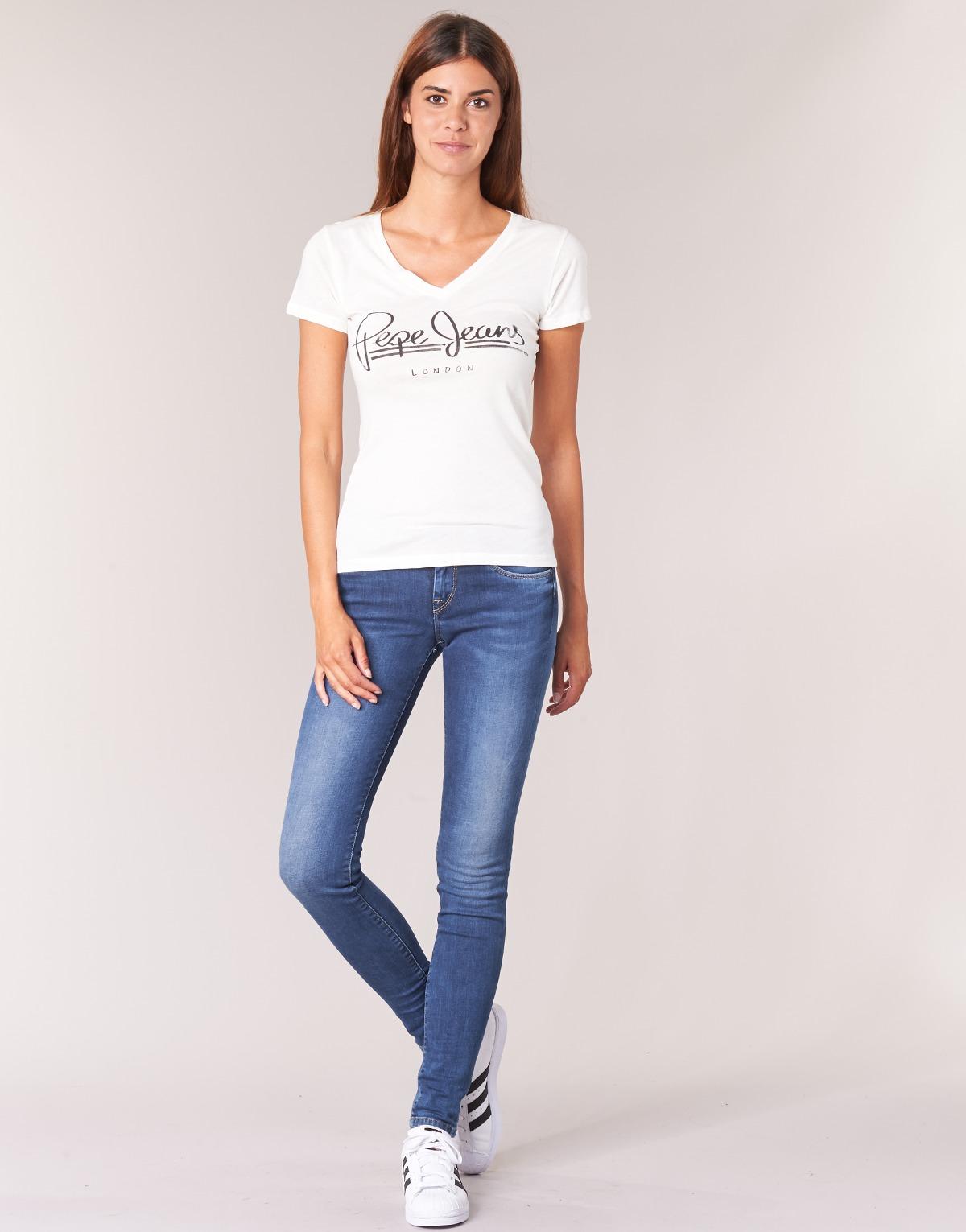 Pepe Jeans Soho Jeans Skinny Donna