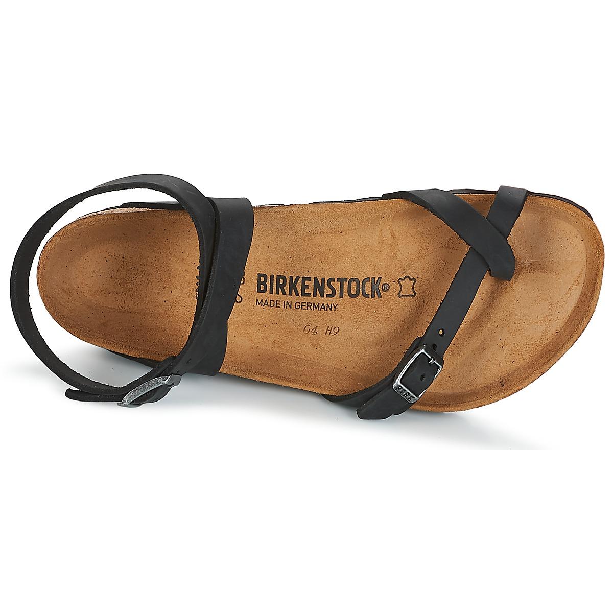 Birkenstock YARA Nero 7109313 Consegna Gratuita OutletScarpeOnline.it