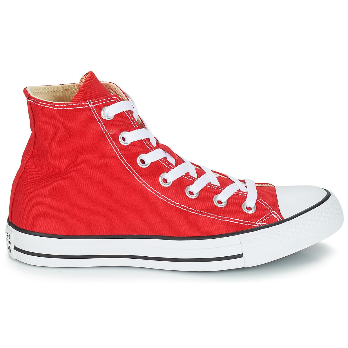 scarpe converse rosso donna