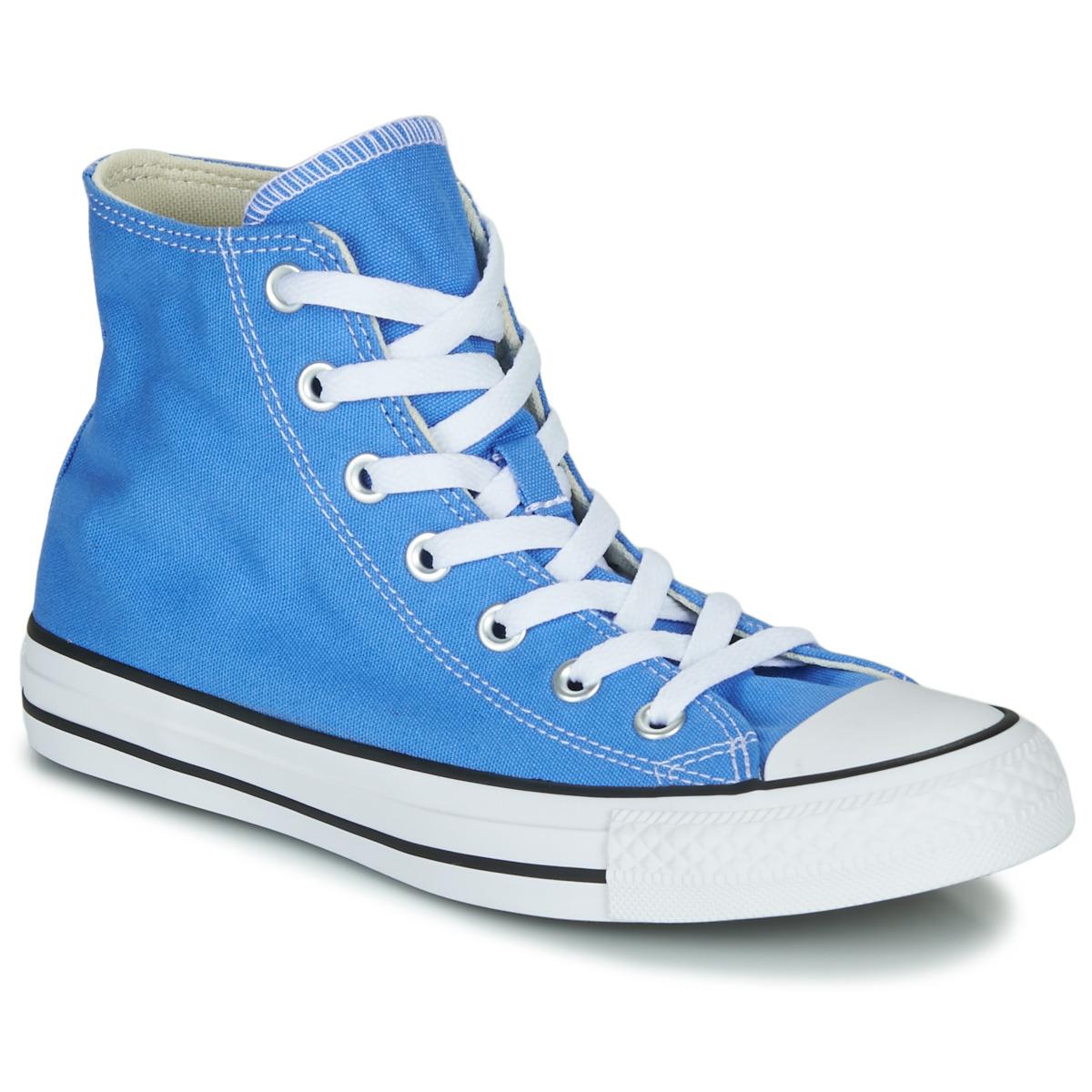 converse all star blu donna