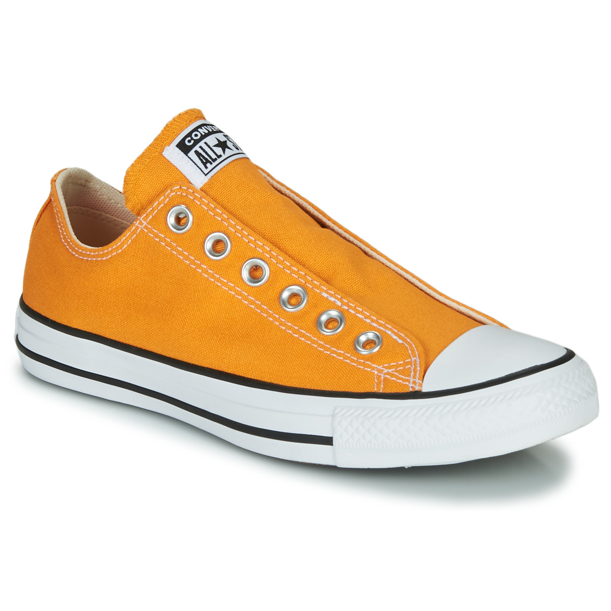 all stars converse gialle