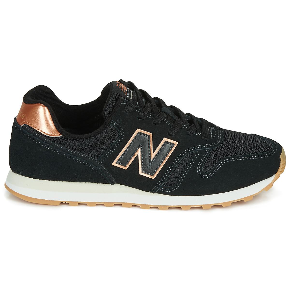 new balance 373 donna nero