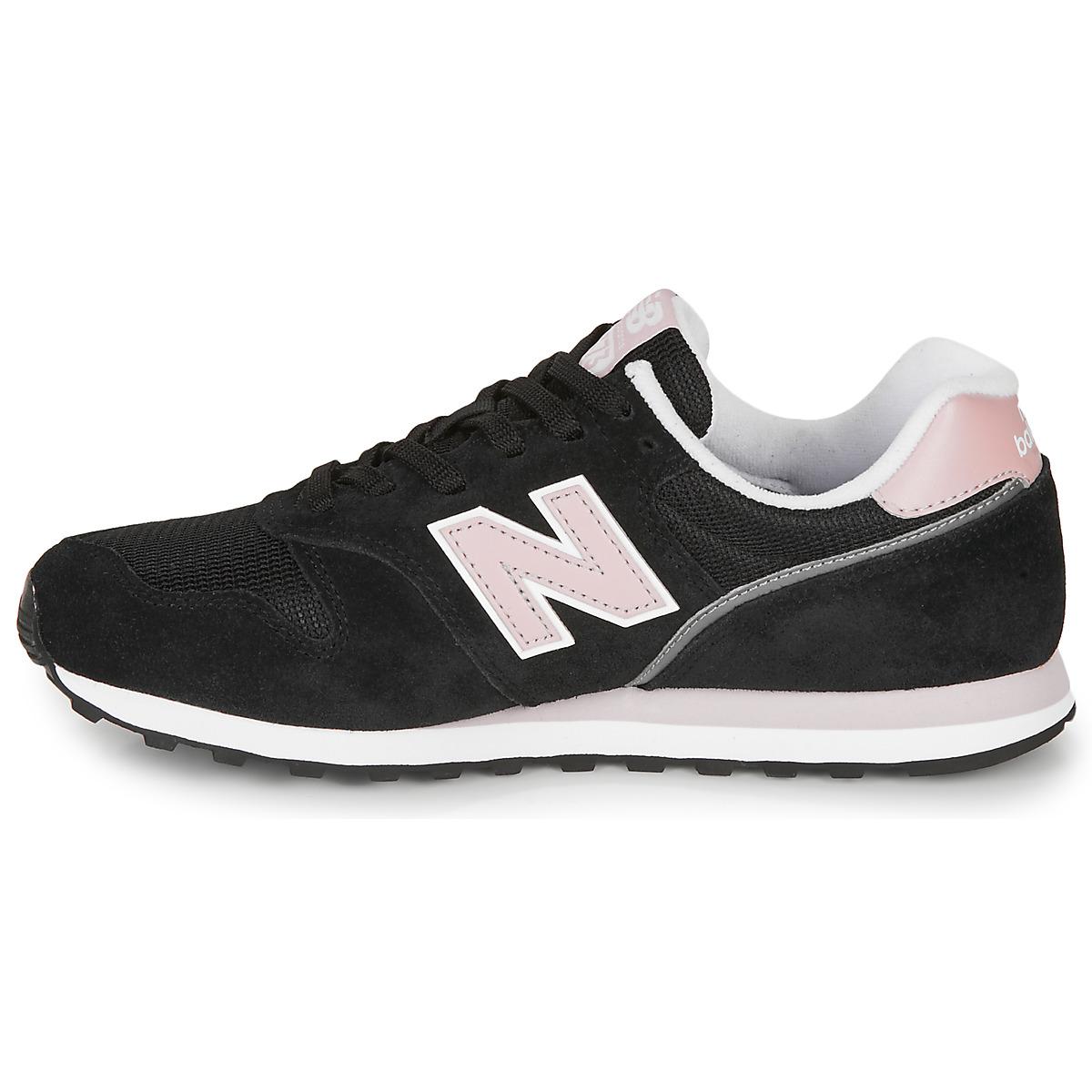 new balance 373 nero donna