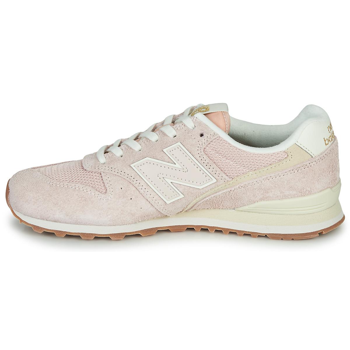 new balance 996 rosa