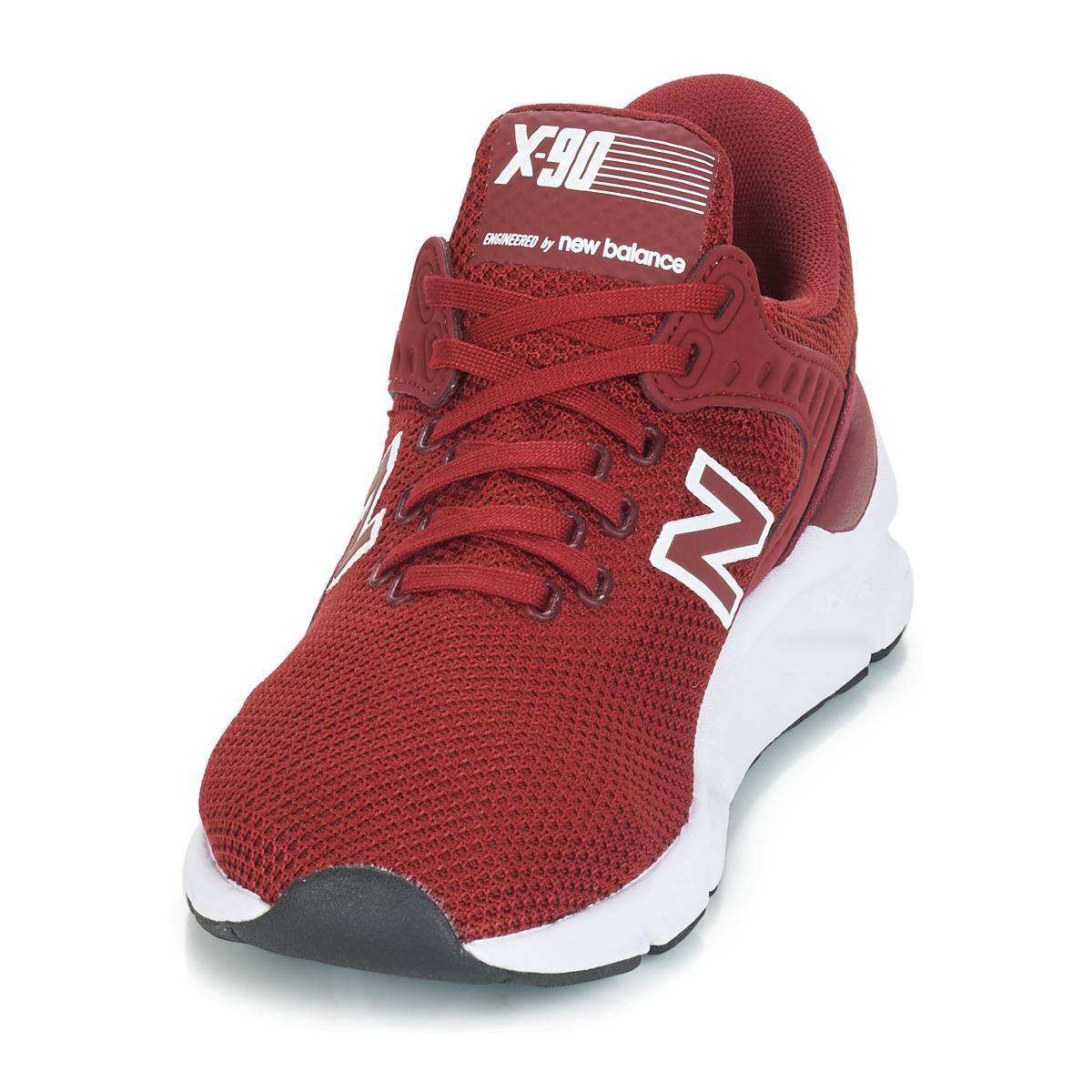 new balance scarpe bordeaux