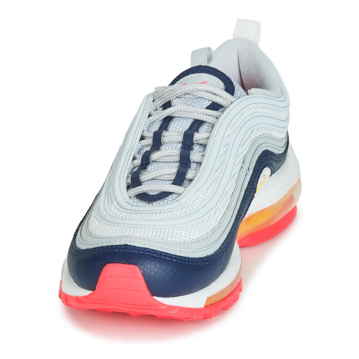 Nike AIR MAX 97 W Bianco 9929587 Consegna Gratuita OutletScarpeOnline.it