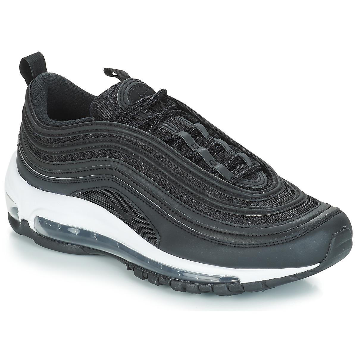 scarpe donna air max 97 nere