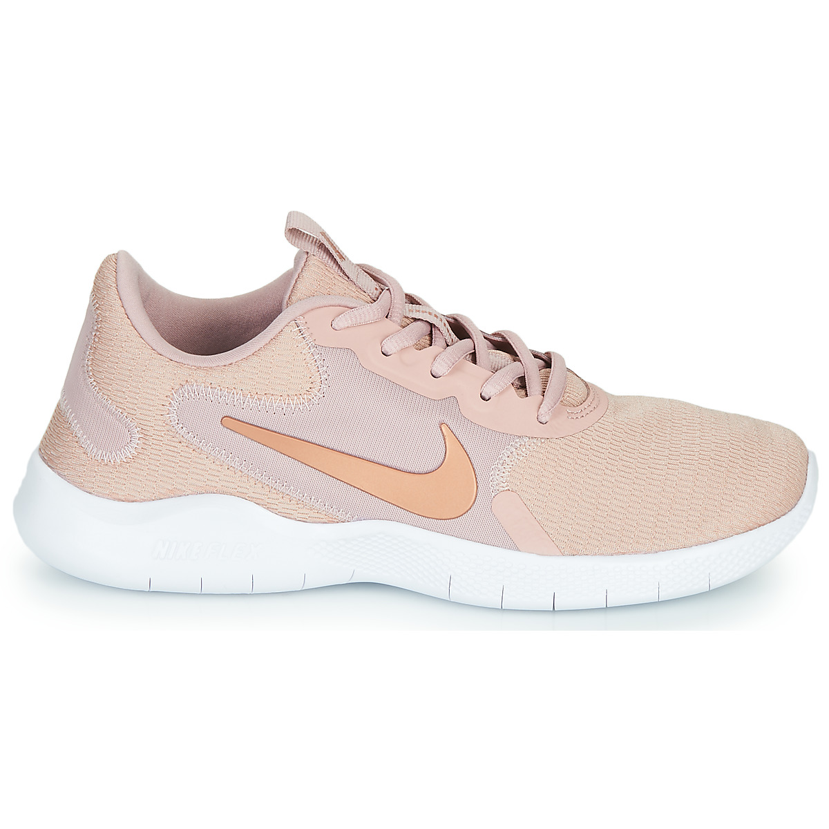 Nike FLEX EXPERIENCE RUN 9 Rosa 16774267 Consegna Gratuita