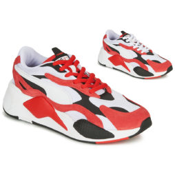 puma donna sneakers rosso