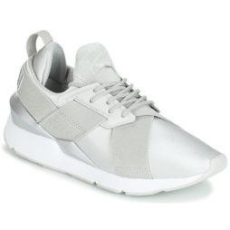 puma scarpe grigie donna