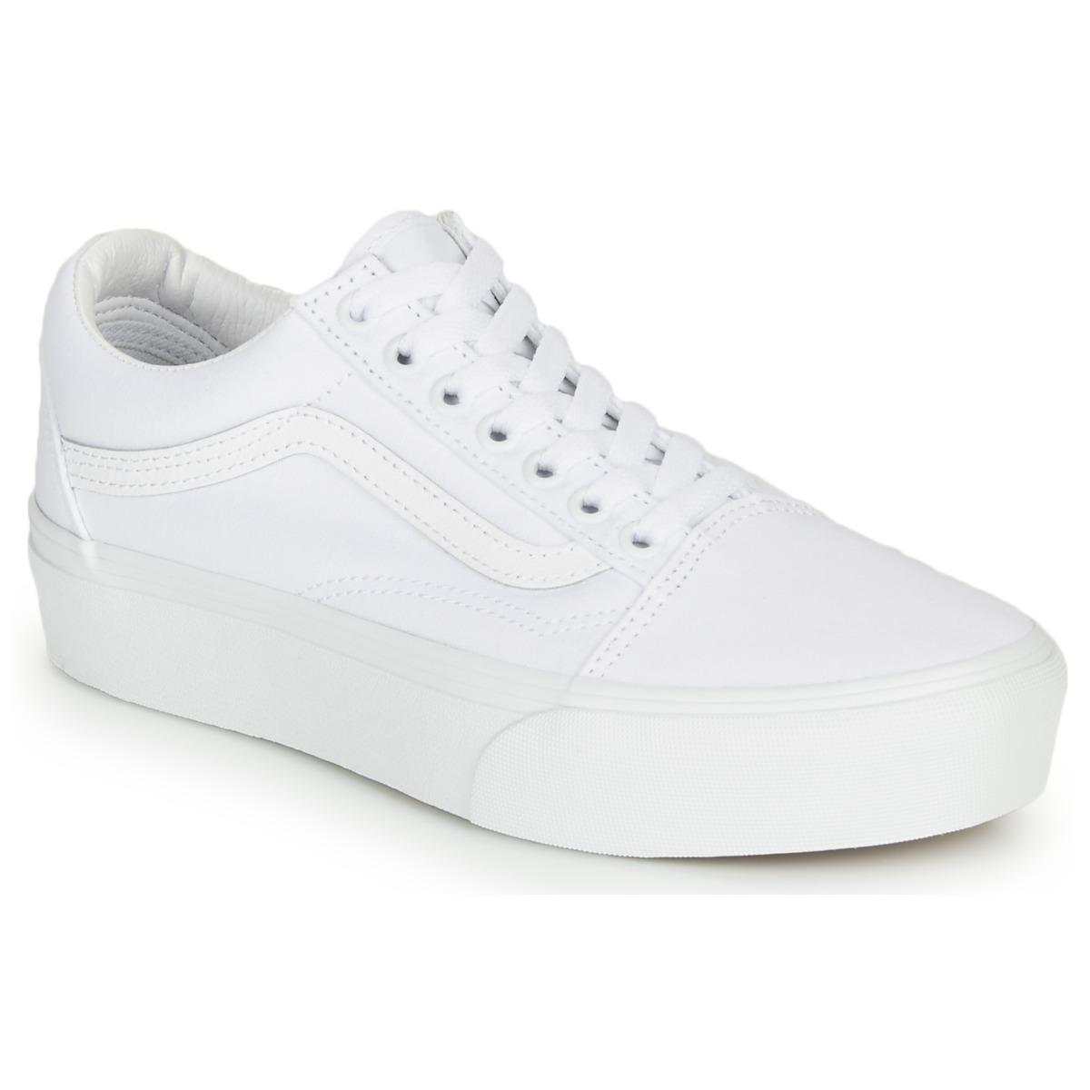 scarpe vans donna stivaletti bassi