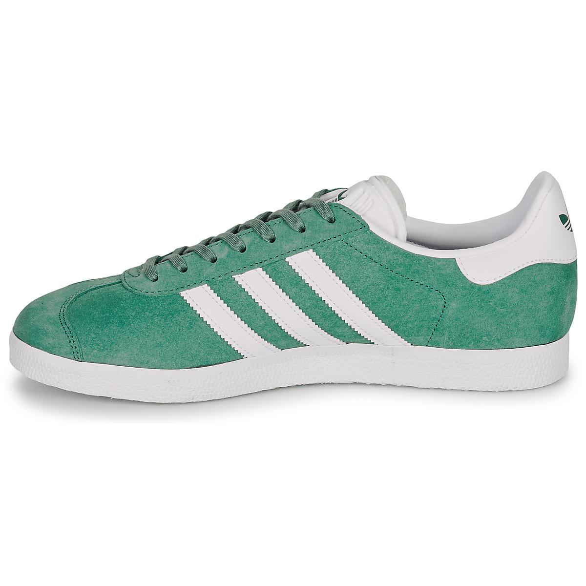 gazelle adidas donna verde