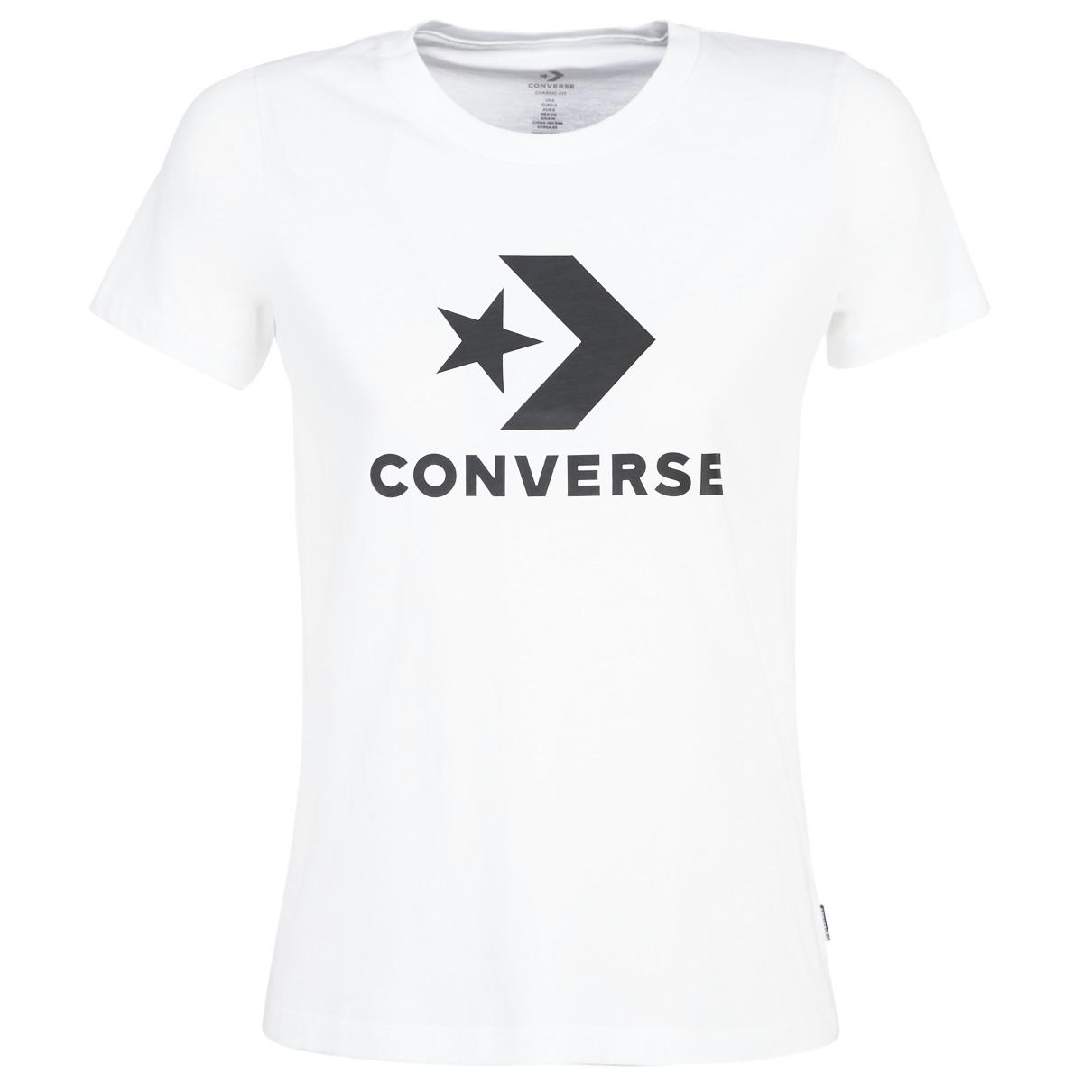 maglietta donna converse