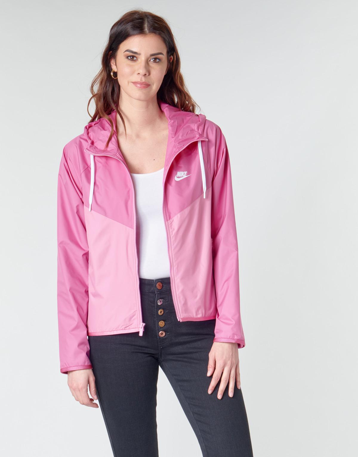 giacca a vento Nike W NSW WR JKT Rosa 17081271 Consegna Gratuita