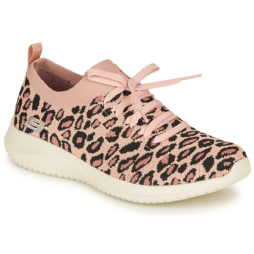 Scarpe da fitness donna Skechers ULTRA FLEX SAFARI TOUR Rosa