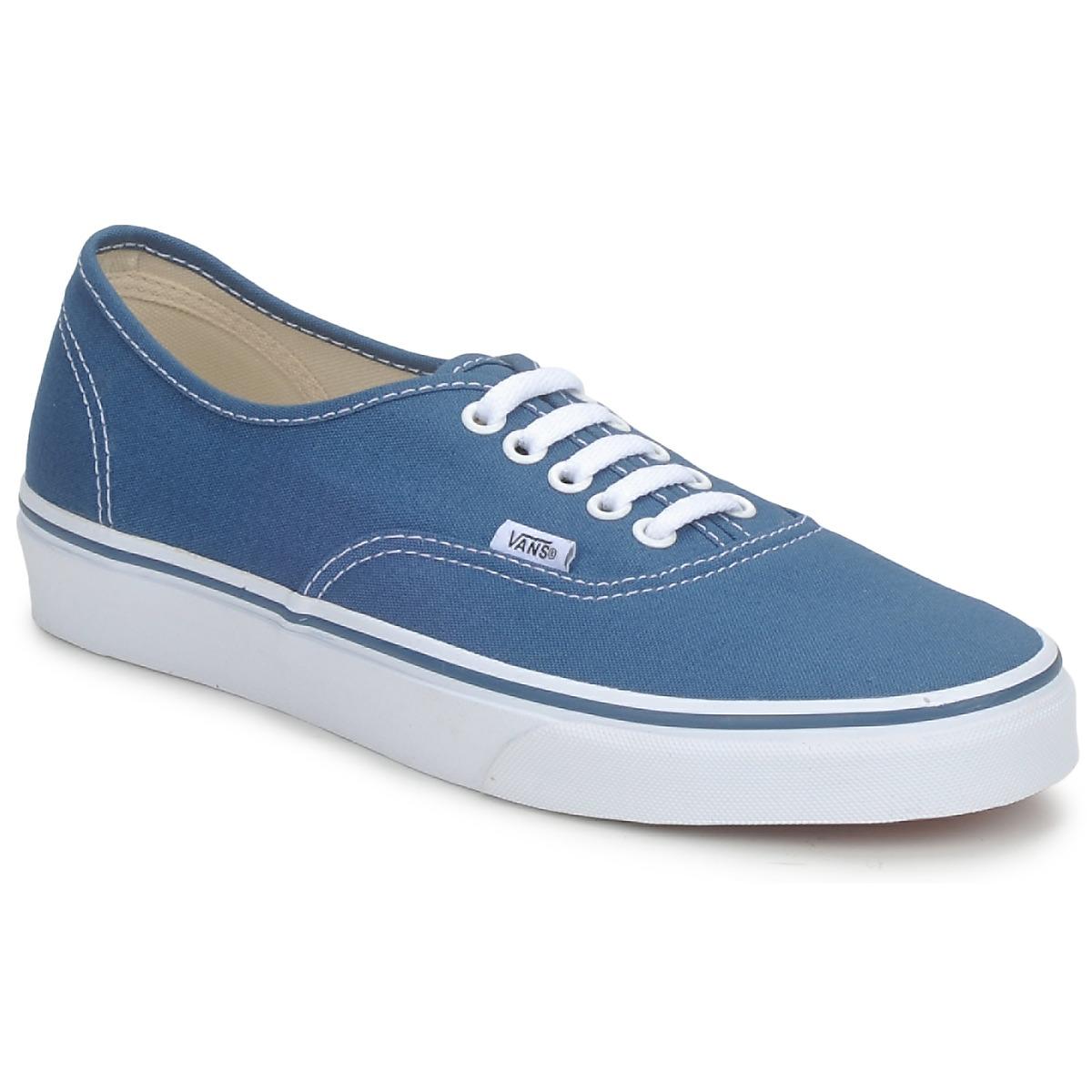 vans blu