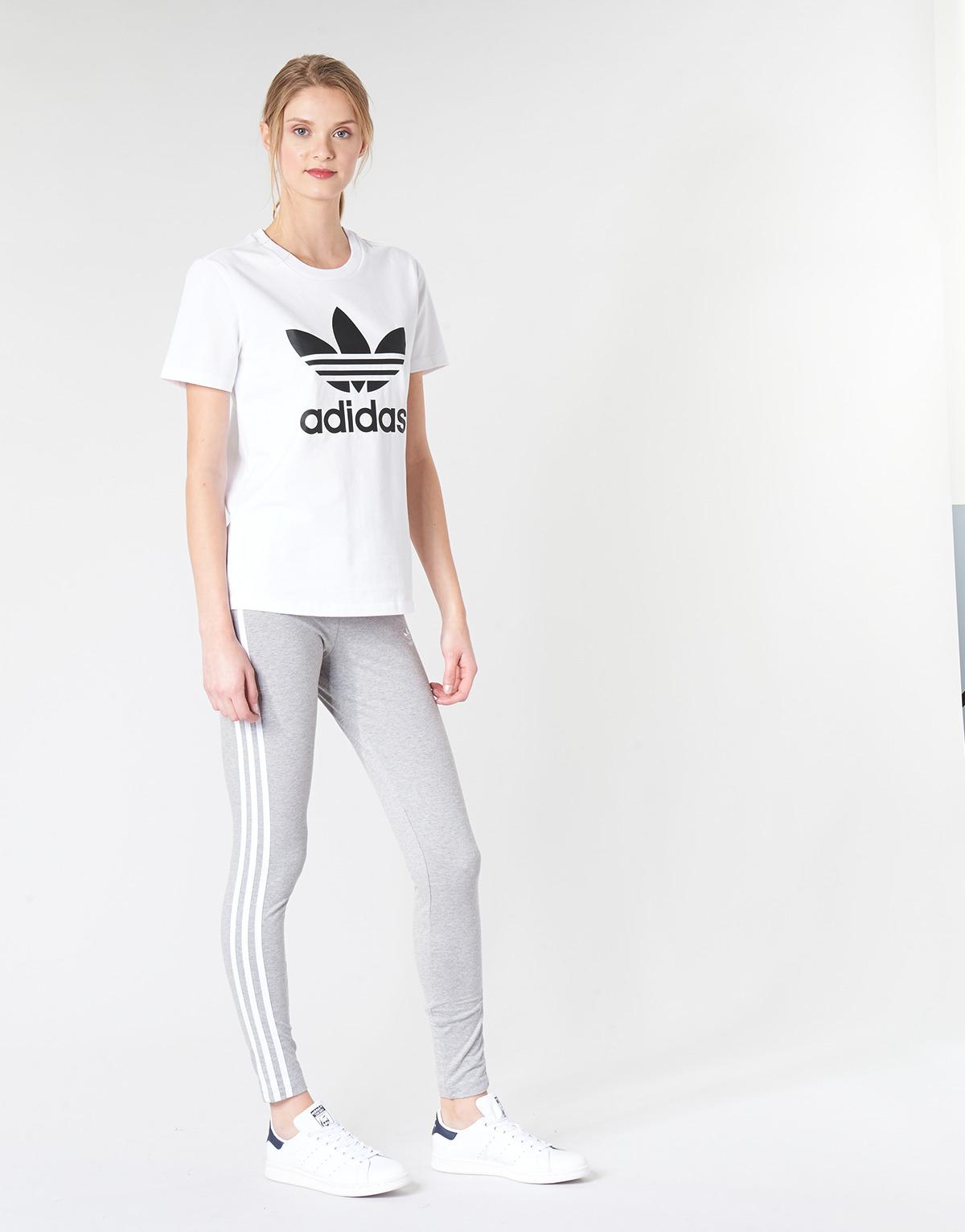 Trefoil Tee adidas T-Shirts Donna