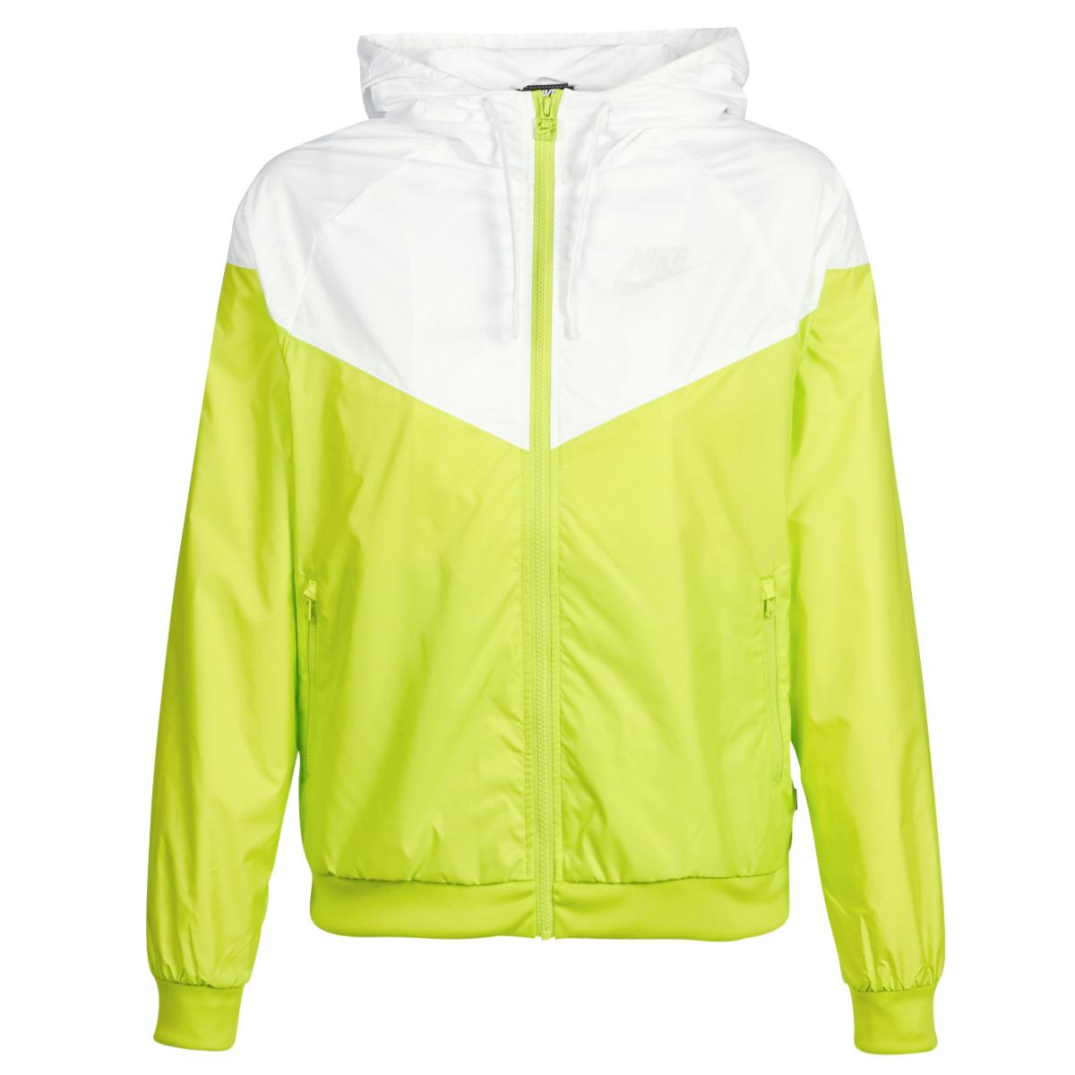 Che cosa Prego Sospettare  giacca a vento Nike NIKE SPORTSWEAR WINDRUNNER Verde Donna 12050435  Consegna Gratuita