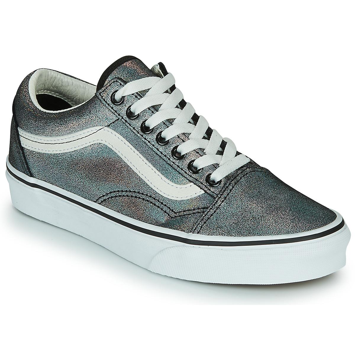 vans old skool sneaker basse donna