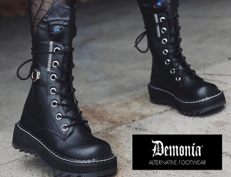 demonia shoes outlet