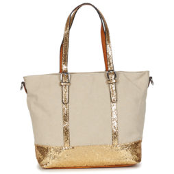 Borsa Shopping donna Moony Mood  LOMINO  Beige Moony Mood