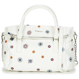 Borsa a spalla donna Desigual  REP BOLS_JULIETTA LOVERTY  Bianco Desigual 8445110113981
