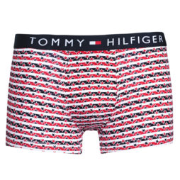 Boxer uomo Tommy Hilfiger  TRUNK PRINT  Rosso Tommy Hilfiger 8720111646004