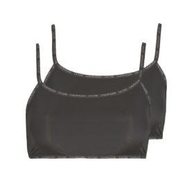 Brassiere donna Calvin Klein Jeans  UNLINED BRALETTE 2PACK Calvin Klein Jeans 8719853336588