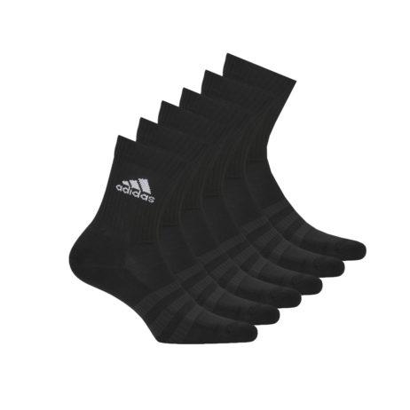 Calze sportive uomo adidas  CUSH CRW 6PP  Nero adidas 4061626853216