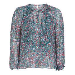 Camicetta donna Pepe jeans  VERA  Blu Pepe jeans 8445108204189