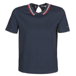 Camicetta donna Tommy Hilfiger  BILLY RELAXED POLO SS  Blu Tommy Hilfiger 8719862826148