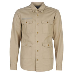Camicia a maniche lunghe uomo Only   Sons  ONSORTON  Kaki Only   Sons 5713776964104